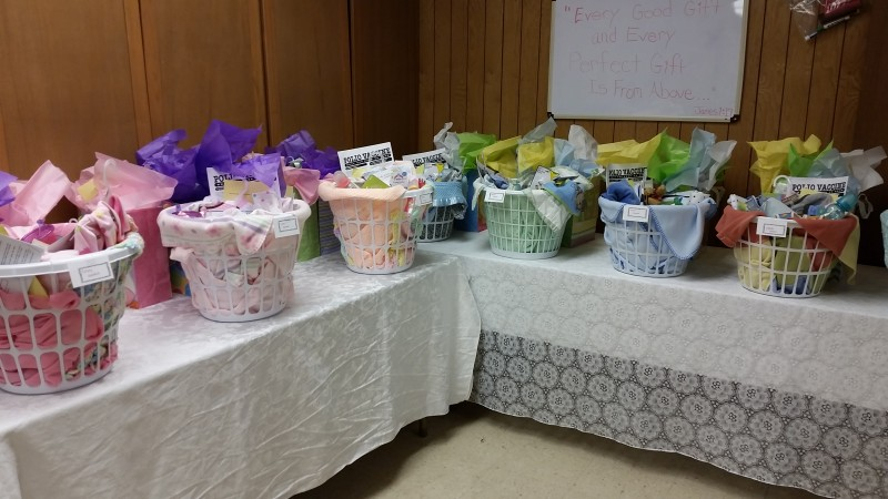 Baby Showers Etowah Baptist Mission Center