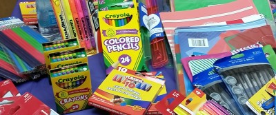 Back to School Supply Distribution