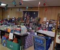 Christmas Toy  Store Donations